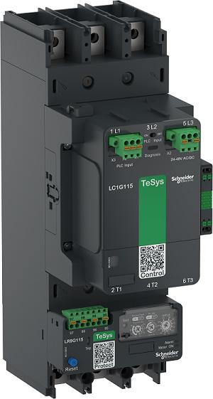 施耐德电气发布全新TeSys Giga系列电动机控制与保护产品